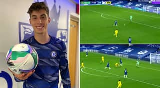 Kai Havertz Scores First Career Hat-Trick In Chelsea's 6-0 Trouncing