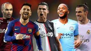 The Top 10 Highest Paid Players In The World