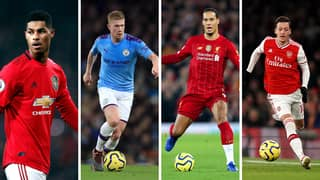 The Premier League's Top Three Earners In Every Position Revealed
