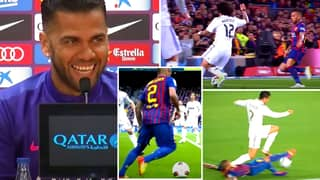 Dani Alves Compilation At Barcelona Shows Why He Is The 'Best Right-Back In History'