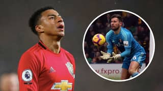 Ben Foster Has Recorded More Shots On Target Than Jesse Lingard This Season In Premier League