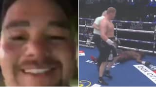Andy Ruiz Jr Brutally Mocks Dillian Whyte After KO Defeat To Alexander Povetkin