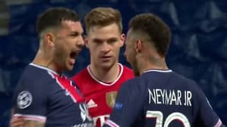 Neymar Explains Why He Celebrated In The Face Of Joshua Kimmich
