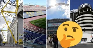 QUIZ: Can You Name 20 Of Europe's Biggest Football Stadiums?
