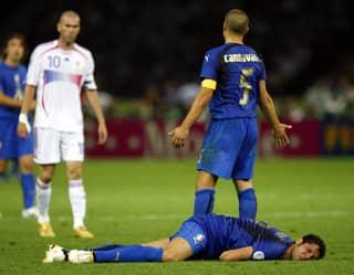 Marco Materazzi Reveals What He Said To Zinedine Zidane