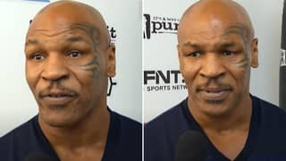 Mike Tyson Names Current UFC Champion As His Favourite Fighter
