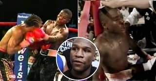 How A Journeyman Bloodied Floyd Mayweather's Nose In His 'Toughest' Ever Fight