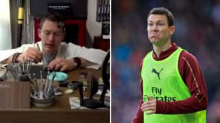 Stephan Lichtsteiner Is Doing A Watchmaking Internship After Retiring From Football