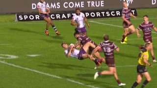 American Fans Are Absolutely Loving This Video Of The NRL's Biggest Hits