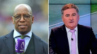 Ian Wright Shuts Down Richard Keys' Terrible Opinion On Newcastle United Tactics