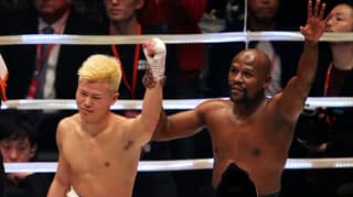 Tenshin Nasukawa Posts Emotional Instagram Message After Being Pummeled By Floyd Mayweather