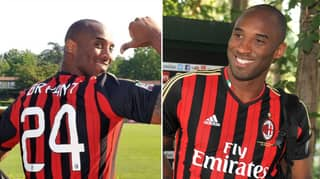 AC Milan To Wear Black Armbands In Memory Of Kobe Bryant Despite Not Getting Approval