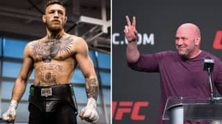 "How Conor McGregor Reacted When Dana White Said He ""Isn't The Man Anymore"""