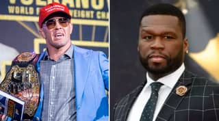 UFC Star Colby Covington Challenges 50 Cent To A Charity Boxing Fight