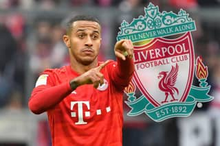 Manchester City Manager Pep Guardiola Reacts To Liverpool Signing Thiago Alcantara