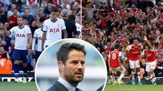 Jamie Redknapp Says The North London Derby Is The Best Fixture In Football