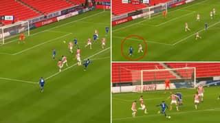 James Justin Scores Brilliant Goal For Leicester City Vs Stoke City