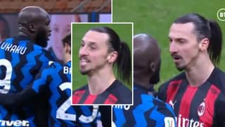 Zlatan Ibrahimovic Accused Of Telling Romelu Lukaku 'Go Do Your Voodoo S**t'