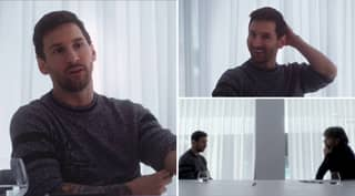 Lionel Messi Gives The Longest And Most Personal Interview Of His Career On TV