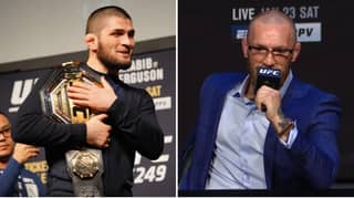 "Conor McGregor To Khabib: ""We'll Get Him... We'll Get Him!"""