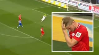 Chelsea Fans Worried After Timo Werner Misses Absolute Sitter For RB Leipzig