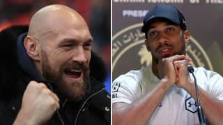Ben Davison Calls Anthony Joshua 'A Poor Man's Tyson Fury' After Andy Ruiz Jr Rematch