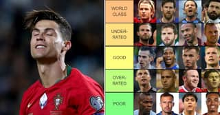 Free-Kick Specialists Ranked From 'GOAT' To 'Not A Footballer'
