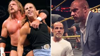 WWE Legend Shawn Michaels Brilliantly Describes The Satisfaction He And Triple H Get In Current Roles