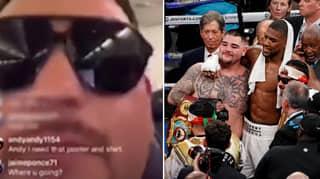 Andy Ruiz Jr Adamant Anthony Joshua Rematch Won't Be In Saudi Arabia And Wants US Venue