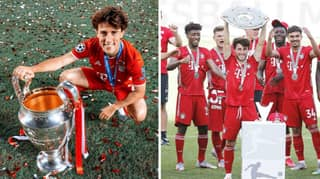 The Bayern Munich Player Who Has Played Just 10 Games This Season And Won Five Trophies