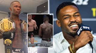 Jon Jones Trolls Israel Adesanya After UFC 259 Defeat To Jan Blachowicz