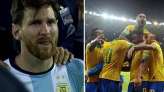Brazil Knock Argentina Out Of The Copa America At Semi-Final Stage