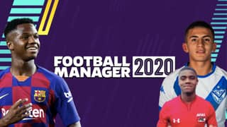 Top 12 Wonderkids On Football Manager 2020