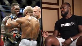 Jon Jones Finally Responds to Israel Adesanya's UFC 248 Victory Over Yoel Romero