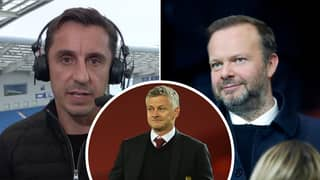 Gary Neville Has An Interesting Theory On Man Utd's Lack Of Signings This Summer