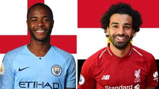 Liverpool Fan's Tweet Comparing Mohamed Salah And Raheem Sterling Goes Viral