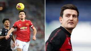 Fascinating Stats Show Exactly Why Harry Maguire Is The Premier League's Best Defender