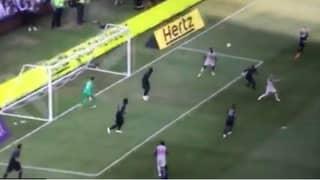 Xherdan Shaqiri Scores Unbelievable Bicycle Kick On His Liverpool Debut