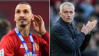 Zlatan Ibrahimovic Had To Be Held Back By Jose Mourinho After Being Called 'Big Nose'