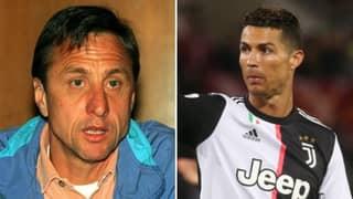 Dutch Icon Johan Cruyff's Bold Claim On Cristiano Ronaldo In 2011 Has Resurfaced