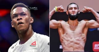 Israel Adesanya Responds To Call Out From Khamzat Chimaev With Vicious Insult