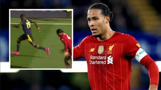 The Eight Players Who Have Dribbled Past Virgil Van Dijk In The Last Three Premier League Seasons