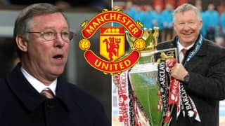 Sir Alex Ferguson Reveals Only One Player Would 'Guarantee Place In Man United All-Time XI'