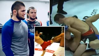 Khabib Nurmagomedov's Cousin Will Make His UFC Debut On 'Fight Island'