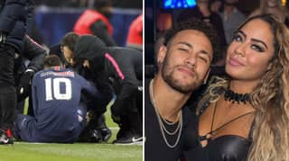 Neymar Looks Set To Be Out For His Sister's Birthday Again