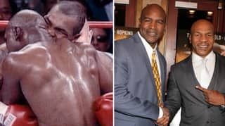 Mike Tyson Reveals How He Made Back $3 Million Fine From Biting Evander Holyfield's Ear