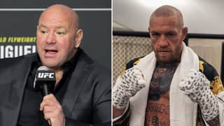 Dana White Sends Huge Warning To Illegal Streamers Ahead Of Conor McGregor's UFC 257 Return