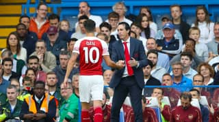 Arsenal Fans Unhappy After Mesut Ozil Is 'Ill'Again