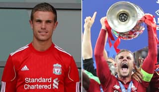 The Replies To Jordan Henderson Signing For Liverpool In 2011 Are Incredibly Bad