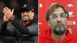 Jurgen Klopp Gives Fascinating Answer When Naming The Greatest Manager Of The Modern Era